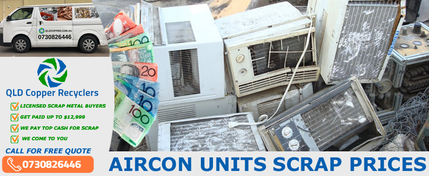 Aircon - Air Conditioning Units Scrap Prices
