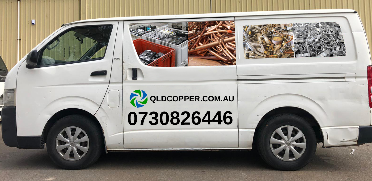 Cash For Scrap Copper