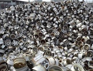 Scrap Aluminium Recycling