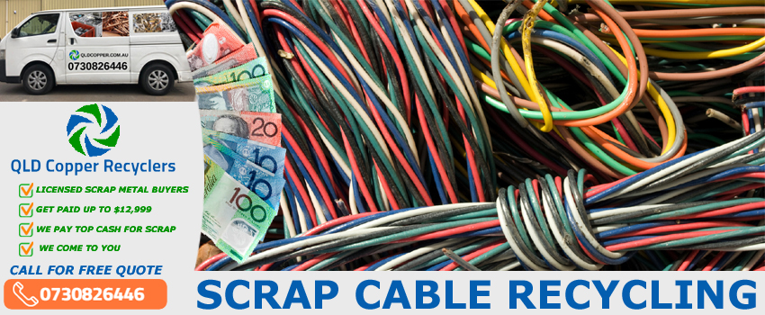 Scrap Cable Recycling