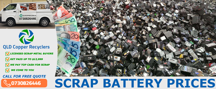 Unwanted Scrap Battery Prices